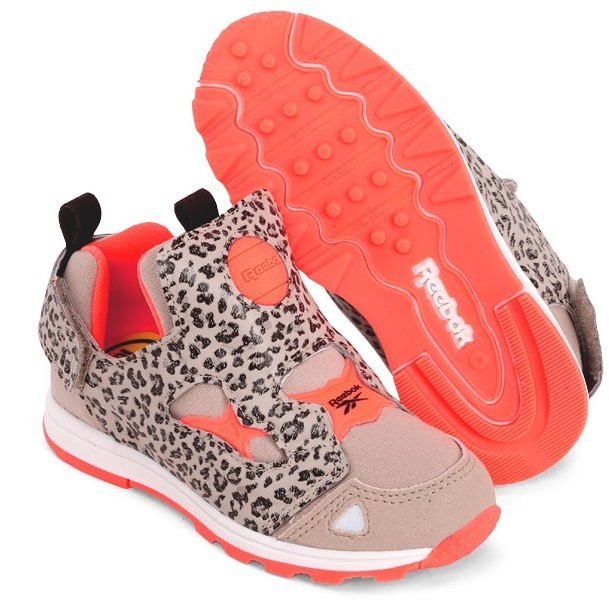 REEBOK  KIDS☆VERSA PUMP FURY(12-16cm) BS5531