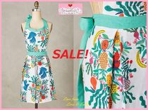 最終SALE☆即納★在庫限り【Anthro】Fruit Tree Apron
