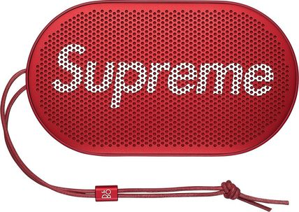 Supreme/B&O PLAY by Bang & Olufsen P2 Wireless Speaker