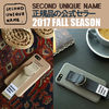 【NEW】「SECOND UNIQUE NAME」 2017 FALL SEASON 正規品