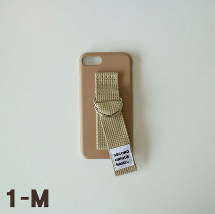 SECOND UNIQUE NAME iPhone・スマホケース 【NEW】「SECOND UNIQUE NAME」 2017 FALL SEASON 正規品(5)