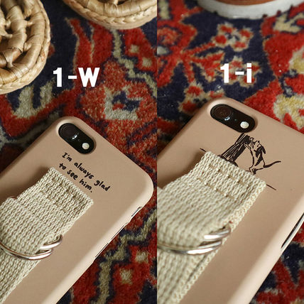 SECOND UNIQUE NAME iPhone・スマホケース 【NEW】「SECOND UNIQUE NAME」 2017 FALL SEASON 正規品(6)