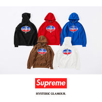 SUPREME17AW HYSTERIC GLAMOUR Hooded Sweatshirt コラボ