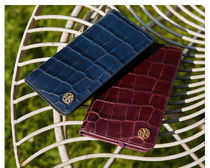 Tory Burch★ PARKER EMBOSSED FOLIO CASE FOR IPHONE 7