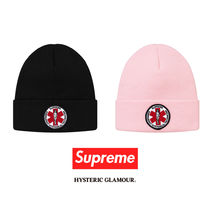 SUPREME17AW HYSTERIC GLAMOUR Beanie Cap コラボ