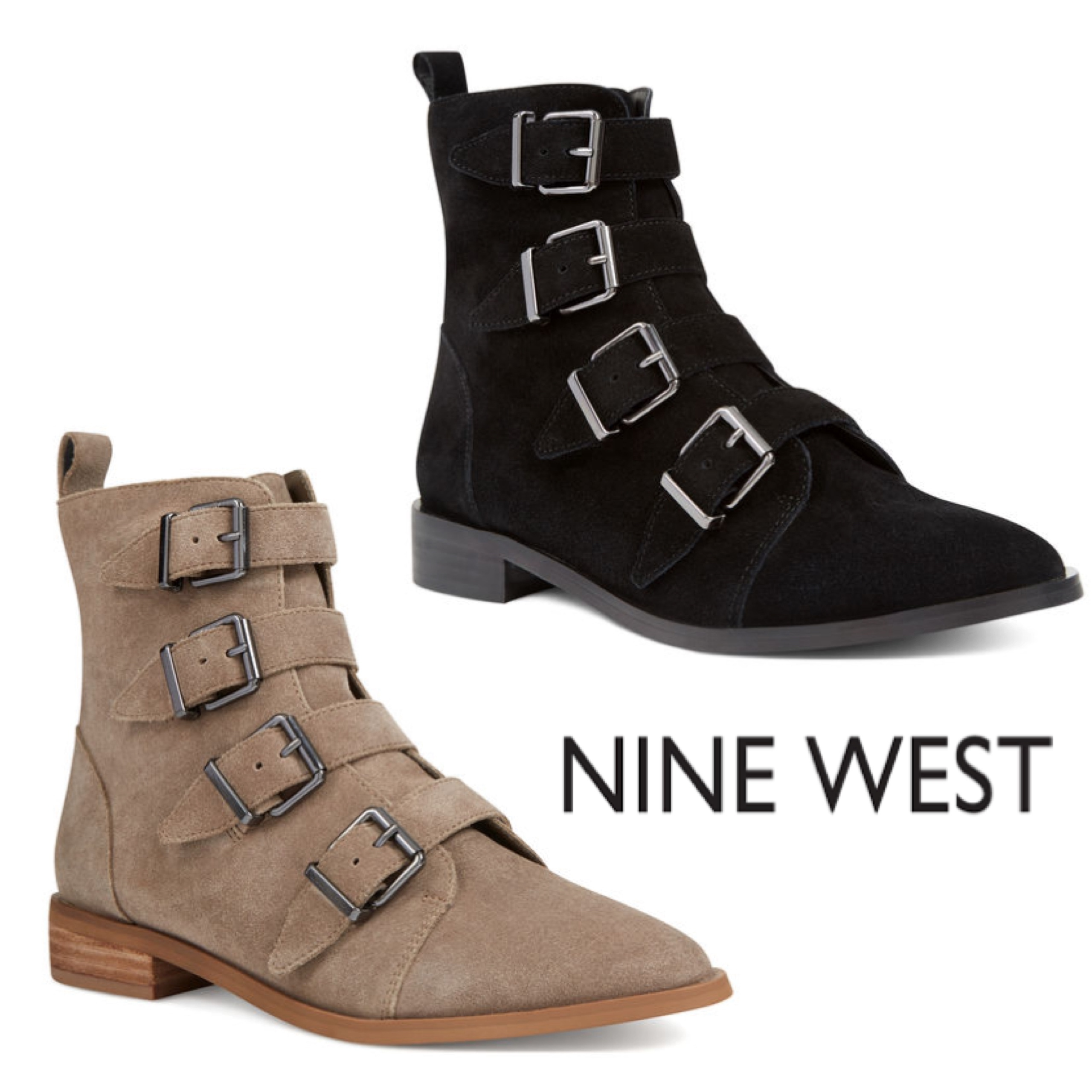 Sale★【Nine West】ブーティー★Miliboot  BOOTIES
