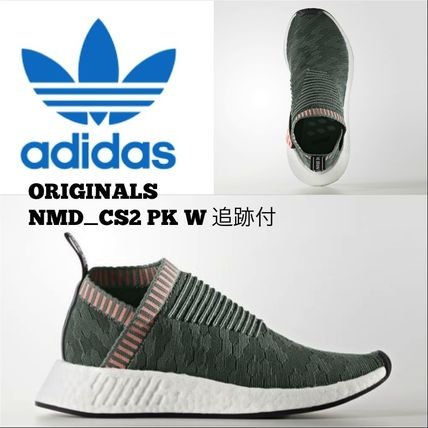 新作★【adidas originals】 NMD_R1 W (BY8781)兼用・追跡付