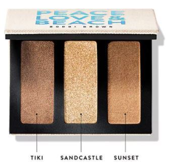 Bobbi Brown☆限定(EYE SHADOW TRIO - BEACH)