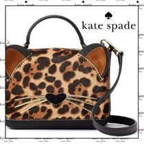 Kate Spade A/W最新作!!レオパードがラブリー♡2WAYバッグ