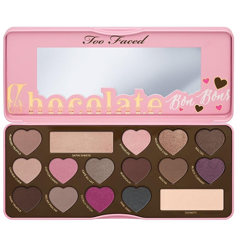 Too Faced☆チョコレートボンボン アイシャドウパレット