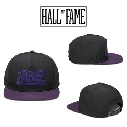 【Hall of Fame】☆17AW新作☆大人気☆ TWO TONE SNAPBACK