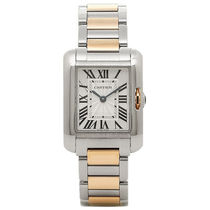 Cartier(カルティエ) Tank Anglaise Small Rose Gold Ladies