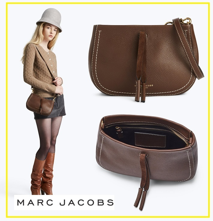 NEW!日本未入荷Maverick Leather Crossbody Bag☆MARC JACOBS