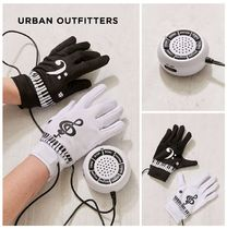 Urban Outfitters☆Electronic Piano Gloves☆電子ピアノ手袋