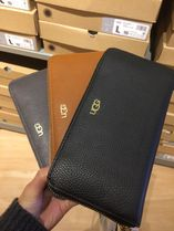 UGG☆長財布 Charlee continental wallet Black