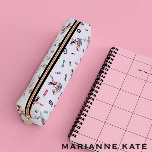 ★Marianne kate★韓国直送料込★Pencil pouch(iv)