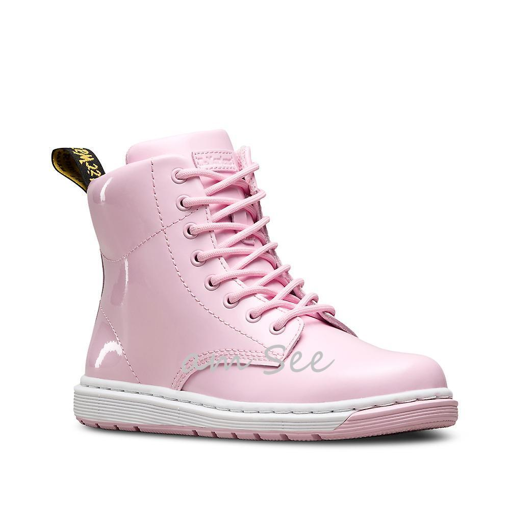 【Dr.Martens】大人もOK♪ MALKY YOUTH BABY PINK PATENT23&24cm