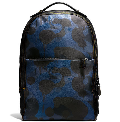 COACH Metropolitan Soft Backpack ワイルド ビースト レザー