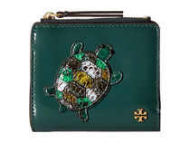 Tory Burch☆Turtle Mini Wallet
