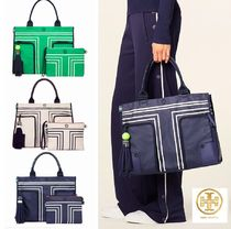 Tory Burch(トリーバーチ) トートバッグ 最新作期間限定セール トリーバーチ 3WAY CANVAS TOTE