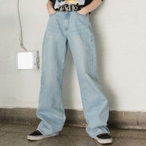 OPEN THE DOOR ★ boy-fit denim pants ★