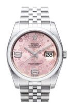 ROLEX(ロレックス) Datejust 36mm Stainless Steel Ladies Watch