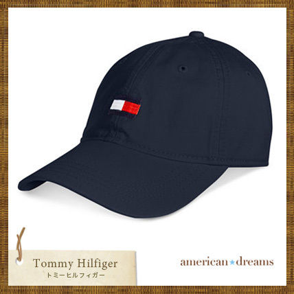 SALE! 即発送! Tommy フラッグロゴ キャップ/帽子