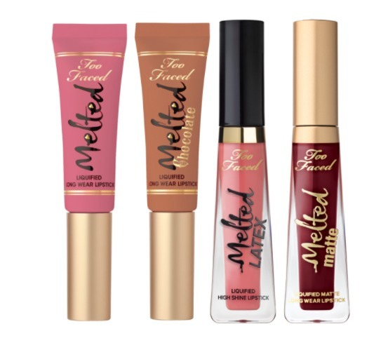 Too Faced*限定*Melted Lipsticks リップ ミニ4本セット