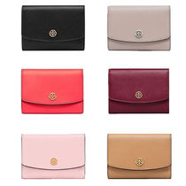 国内Tory Burch PARKER MEDIUM FLAP WALLET 二つ折り 財布 39939