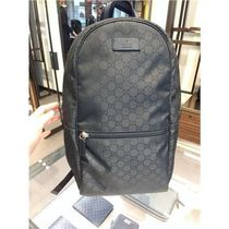 VIP SALE!!Gucciグッチ♪Back Pack♪ブラック