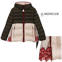 "Very掲載☆MONCLER""MARGUERITES""フラワーダウン12/14A【関税込】"