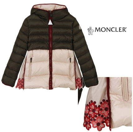 "MONCLER アウター Very掲載☆MONCLER""MARGUERITES""フラワーダウン12/14A【関税込】"