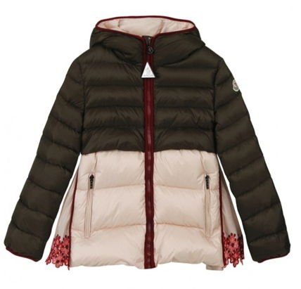 "MONCLER アウター Very掲載☆MONCLER""MARGUERITES""フラワーダウン12/14A【関税込】(2)"