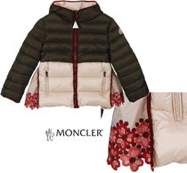 "Very掲載☆MONCLER""MARGUERITES""フラワーダウン 4~6歳【関税込】"