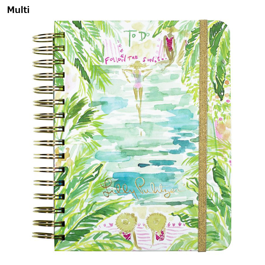 ◇Lilly Pulitzer◇仕事もはかどる To Do Planner