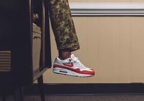 "[NIKE]AIR MAX 1 OG ANNIVERSARY ""UNIVERSITY RED""【送料込】"