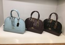 【COACH】新作☆ シグネチャー SIERRA SATCHEL 2way F55450☆