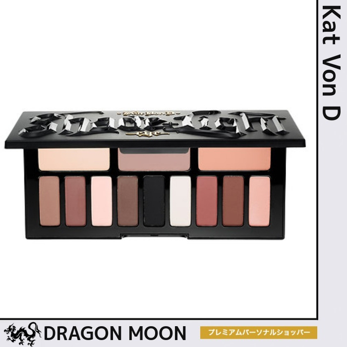 日本未上陸Kat Von D☆Shade + Light Eye Contour Palette