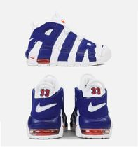女性もOK☆ Nike☆Air More Uptempo 96 モアテン White / Blue