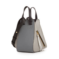 関税送料込み LOEWE HAMMOCK SMALL BAG GREY MULTITONE