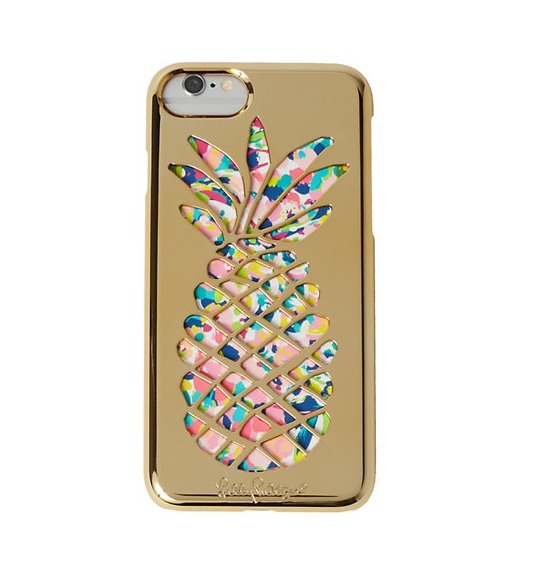 ◇Lilly Pulitzer◇iphone 7 overlay cover