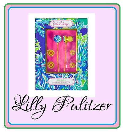 ◇Lilly Pulitzer◇イヤホン EARBUDS