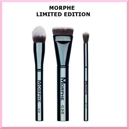 Morphe★【限定!】コントアーブラシ3本セット★国内発送