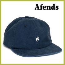 AFENDS(アフェンズ) キャップ アフェンズ【AFENDS】Flame スナップバック キャップ/NAVY