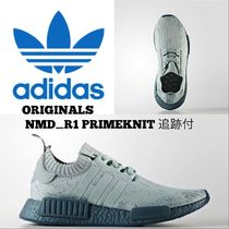 NEW【adidas originals】NMD_R1 PRIMEKNIT22.5~27cm兼用・追跡付
