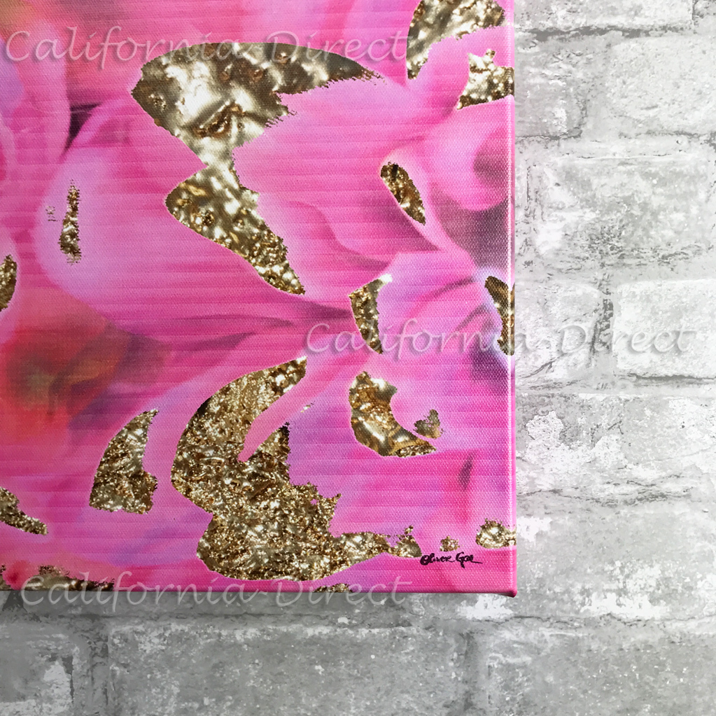 Oliver Gal 特大 114x76cm Again In Love キャンバスアート