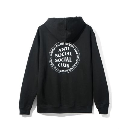 送料込★Anti Social Social Club Never Again Never You Hoodie