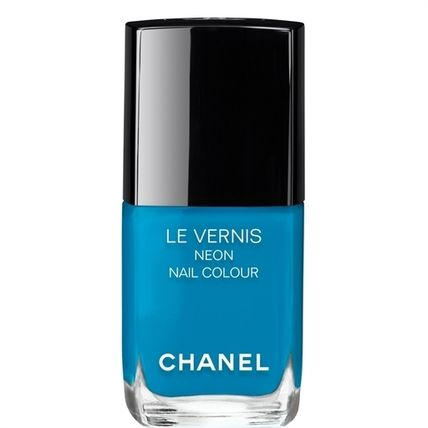 CHANEL LE VERNIS NEON NAIL COLOUR   Limited Edition ELECTRIC