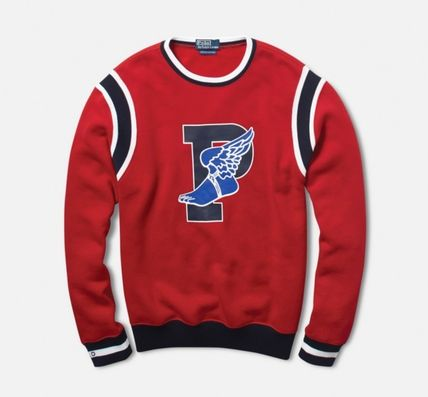 P Wing★復刻★Polo Ralph Lauren 1992 Stadium Crewneck Sweat