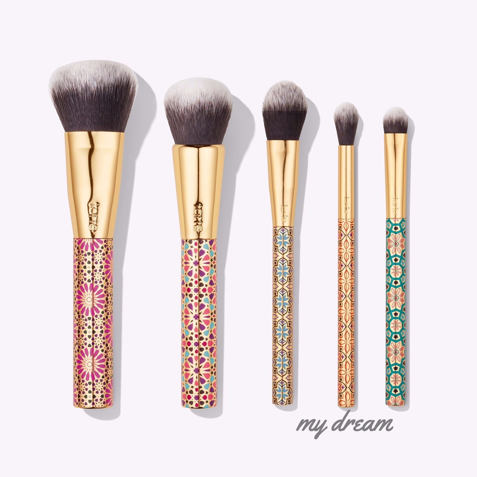 ホリデー限定☆tarte☆artful accessories brush set 5本入